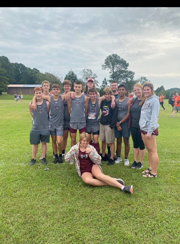 HCHS Cross Country Has A Good Day