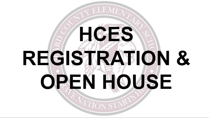HCES Registration and Open House Informational Video
