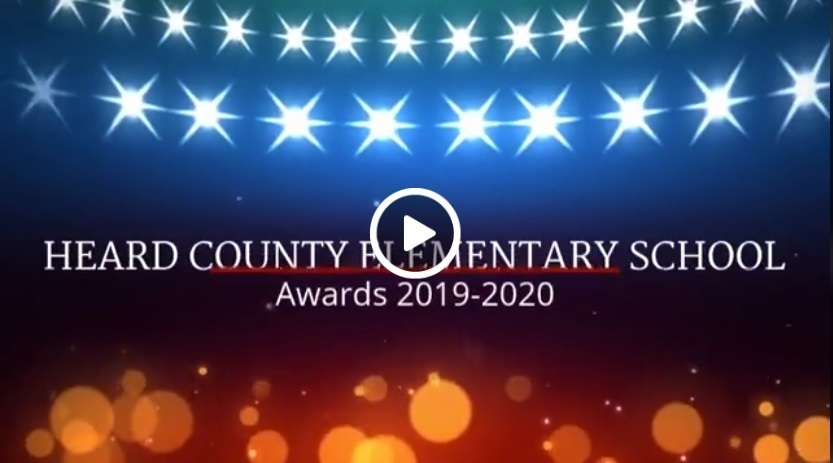 2019-2020 HCES Virtual Awards