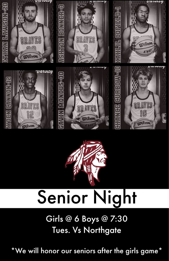 Senior Night Boys