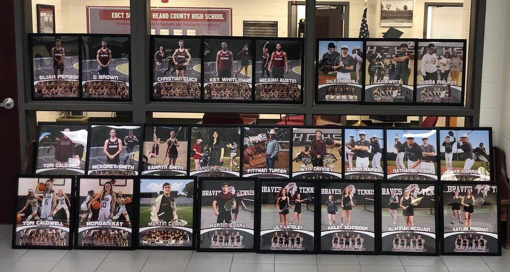 Senior athletic posters, all athletic awards such as four year letterman plaques, certificates, etc are available for pickup at HHS front office. Mrs Cabe will be in the office from 8am-3pm each day. If need other arrangements please let us know and we can be available. We are proud of each one of you.